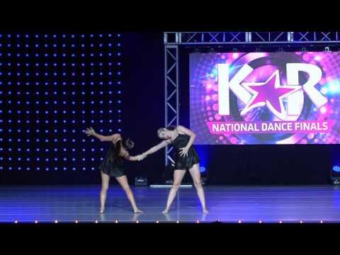 Jordan Barker / Sydney Barker-Solomon THIS TOO SHALL PASS Contemporary Dance Duet