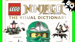 LEGO Ninjago Visual Dictionary by DK Publishing Review - BrickQueen