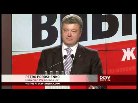 Exit Poll: Petro Poroshenko Winner in Ukraine Elections