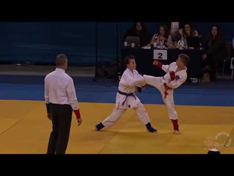 2018 JJ JUNIOR NATIONALS | Olympic Stadium-Athens, 27-28/01 | BK POWER | Ju Jitsu Black Knights TV