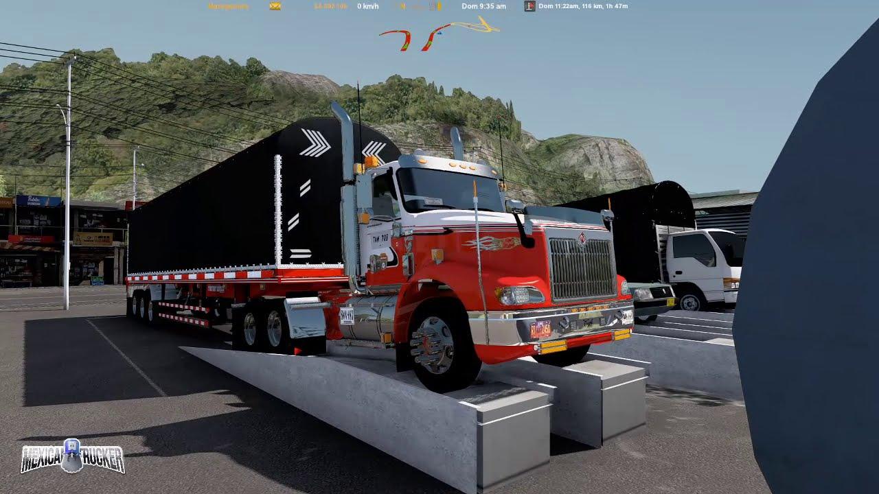 ATS | Probandoi Eagle 9400 by JK en el Alto de la Linea