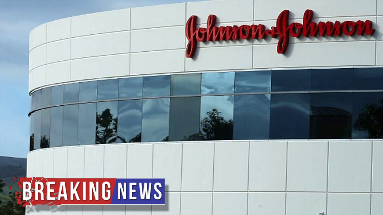 HOT NEWS Johnson & Johnson wins cancer lawsuit in California | Daily Mail Online