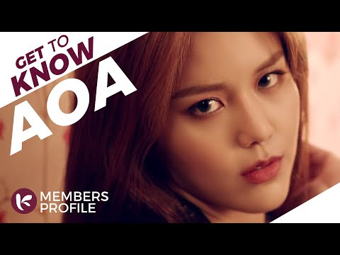 AOA (에이오에이) Members Profile & Facts (Birth Names, Positions etc..) [Get To Know K-Pop]