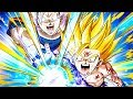NOTHING BUT GOHANS! SSJ2 TEEN GOHAN | HYBRID SAIYAN TEAM SHOWCASE! Dragon Ball Z Dokkan Battle