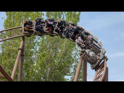 Spanish theme park accident: Trains collide on Madrid rollercoaster
