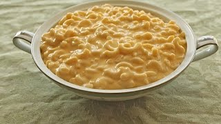 Stovetop 3 Cheese Mac n Cheese