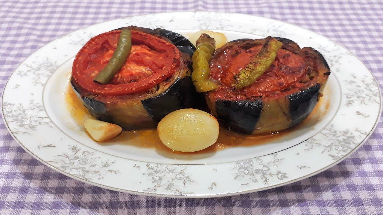 Bostan Patlıcanı Kebabı Tarifi - Yemek Tarifleri