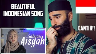 Download lagu SABYAN - AISYAH ISTRI RASULULLAH | COVER // REACTION