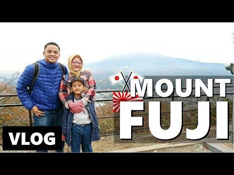 LIHAT GUNUNG FUJI! Dari ROPEWAY DANAU KAWAGUCHIKO | Vlog Jepang | Vlog Keluarga | Vlog Indonesia