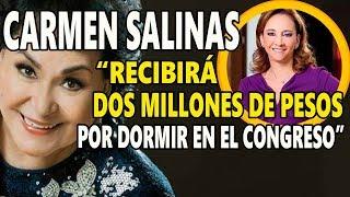 Sobrina de Salinas de Gortari es nombrada nueva dirigente del PRI
