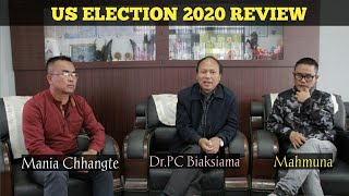 US Election 2020 Review :Dr.PC Biaksiama,Mania Chhangte leh Mahmuna(Rainbow)Beisei tur a la awm em?