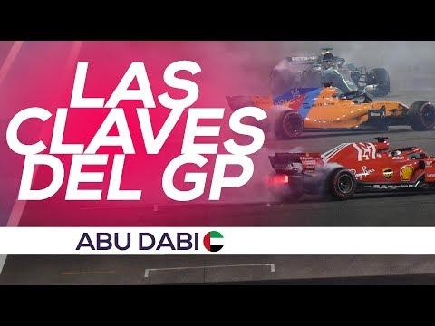 Así ha sido el último Gran Premio de Alonso en F1 | Las Claves del GP