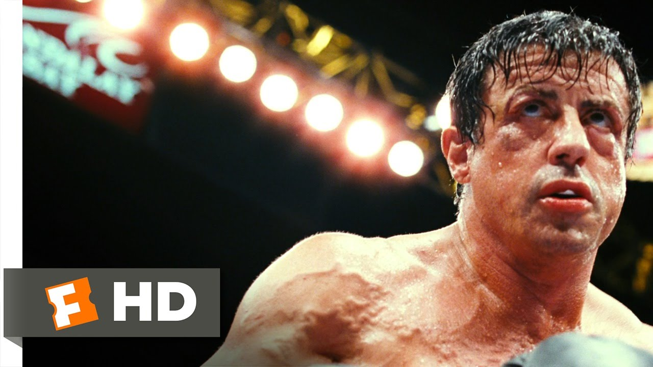 Rocky Balboa (11/11) Movie CLIP - The Last Round (2006) HD