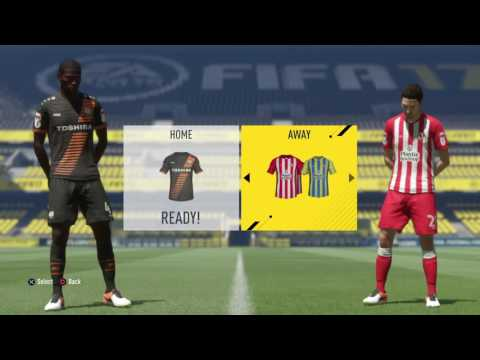 EFL League 1 & League 2 kits - FIFA 17