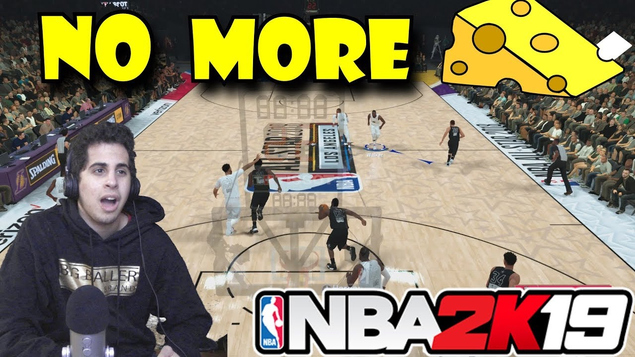 I found sliders that actually make NBA 2K19 realistic