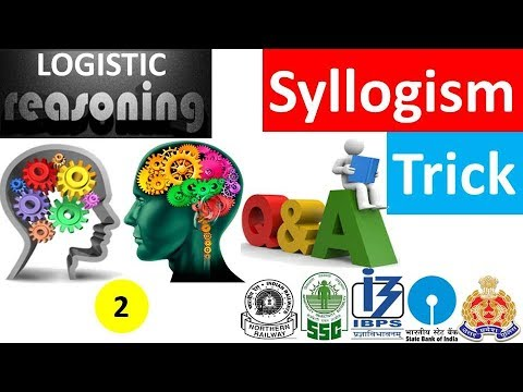 Syllogism tricks in hindi venn diagram method most important syllogism tricks in hindi venn diagram method most important question part 2 for bank sbi po ssc cgl videos ccuart Image collections