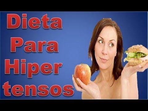 Dieta Para Hipertensos -  La Dieta DASH