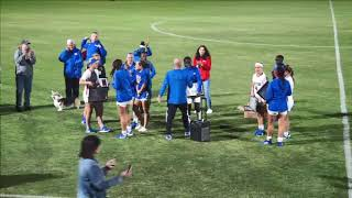 Blue Dragon Women's Soccer vs. Cloud County