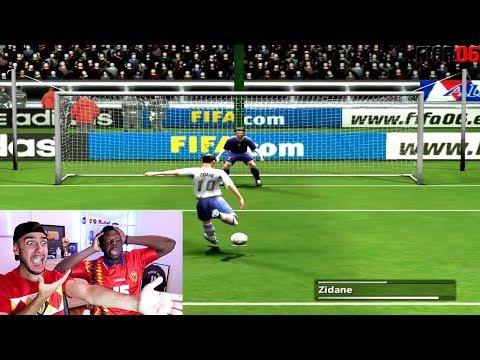 PENALTIS DESDE FIFA 94 HASTA FIFA 19 (REACCIONAMOS)