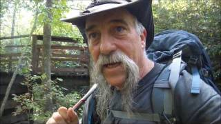 Appalachian Trail  I went to the woods because I wished to live deliberately