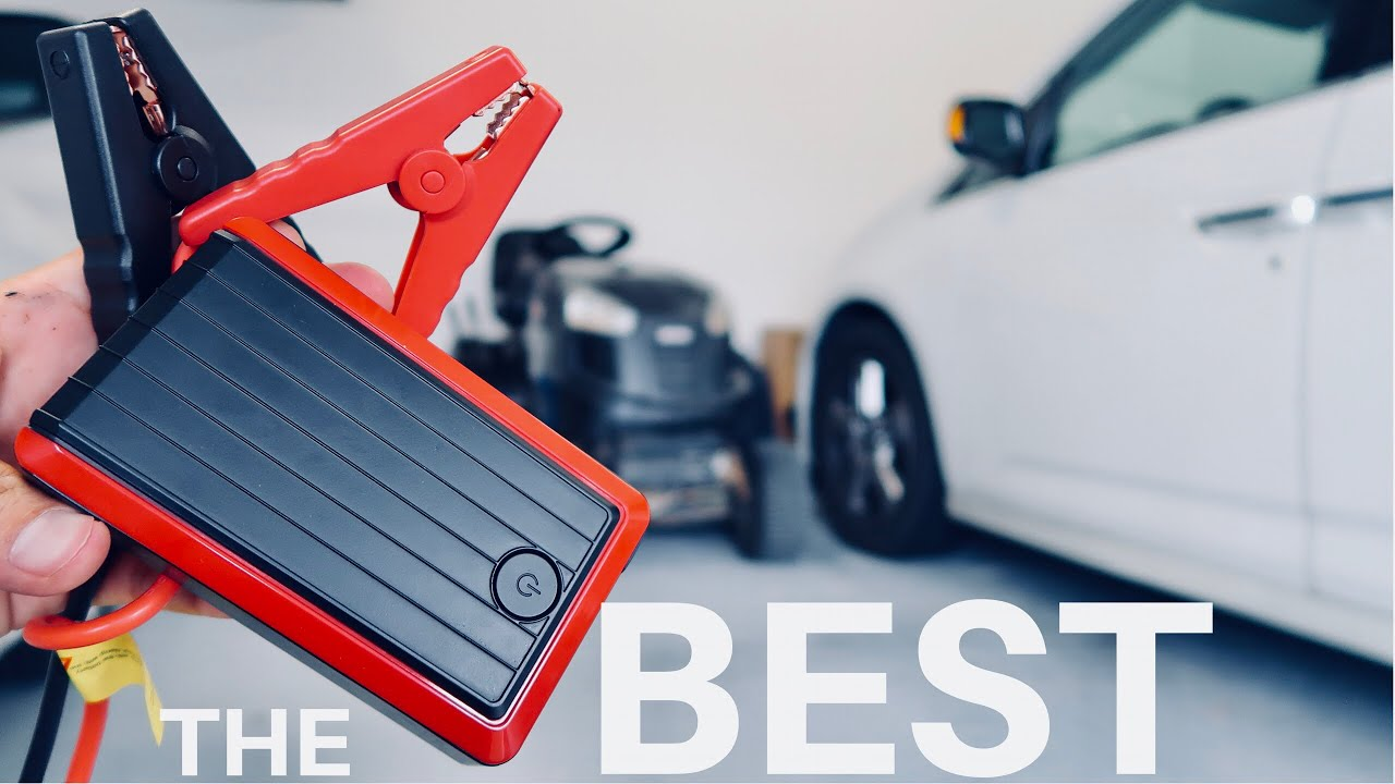 Iclever Jump Starter Review How To 10 000mah Or 18 000mah