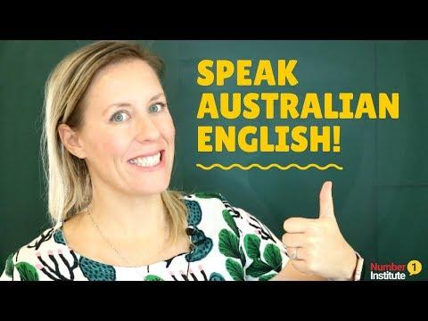 Australian Slang   English Lesson   Aussie Vocabulary