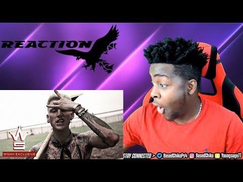 "Machine Gun Kelly ""Rap Devil"" (Eminem Diss) (Official Music Video) | REACTION"