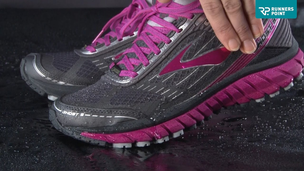 b48d45103b494 Brooks Ghost 9 GTX Women anthracite festival fuchsia si ab 74