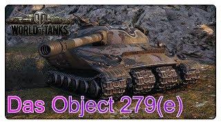 Das Object 279 (e) [World of Tanks - Review - Deutsch]