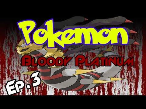 Pokemon Nuzloke: Bloody Platinum- Ep.3: Clowns?!?