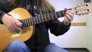 Lay Back In The Arms Of Someone - Smokie / Akkorde (Gitarrenunterricht Chemnitz)