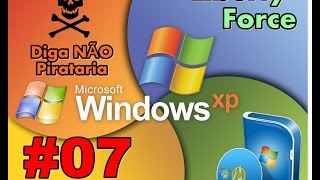 Formatando   Instalando Windows XP SP PT BR WinLite iso original