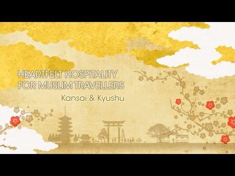 【Visit Japan for Muslim Travellers】 Western Japan