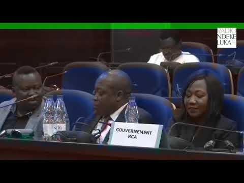 RADIO NDEKE LUKA / Dialogue de Khartoum / Firmin NGREBADA satisfait des conclusions