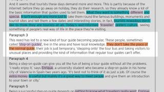 ISE I (B1) Reading & Writing Exam - Questions 6-10