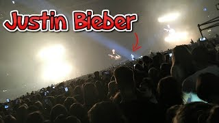 I seen Justin Bieber LIVE