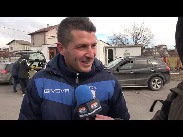 You Sofia TV: футбол - Интервю с Любомир Любенов, нападател и голмайстор Левски (Чепинци)
