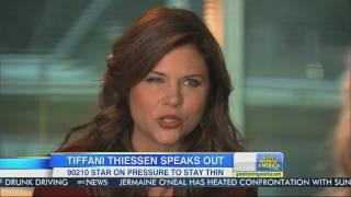 Tiffani Amber Thiessen Interview