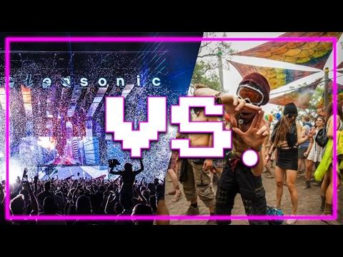 Music Festivals vs. BUSH DOOFS