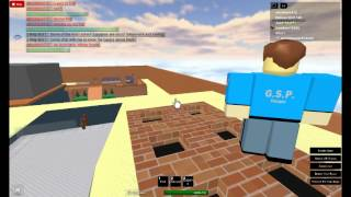 Let's Play Roblox:Roblox JAWS Behind The Scene