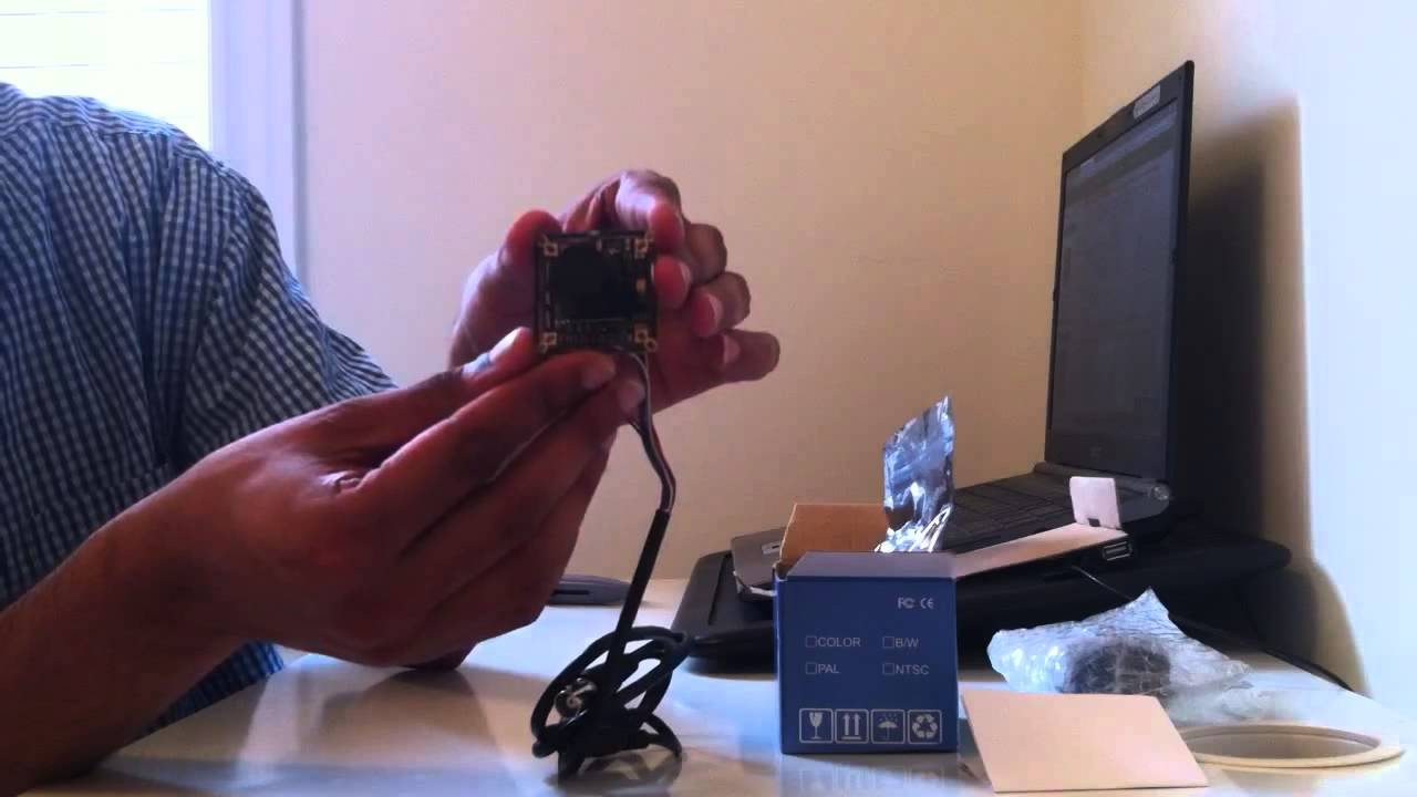 maxresdefault unboxing hd 700tvl color board camera 1 3 inch sony ccd d wdr fpv  at sewacar.co