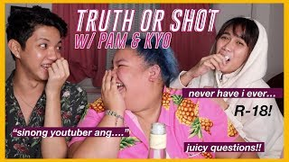 Gambar cover Truth or Shot with Pam & Kyo | KIT RAMOS
