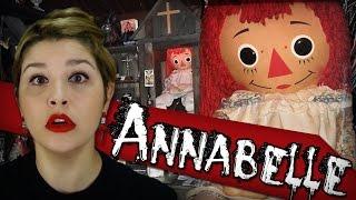 AnnaBelle: A Boneca Demoníaca