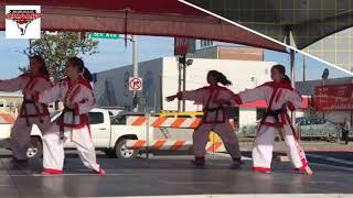 Champ Martial Arts Demo