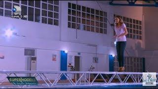 Supermodels by Catalin Botezatu! Modelele, pe tocuri deasupra piscinei! Episodul 8, COMPLET HD