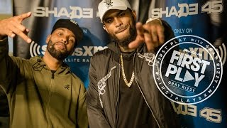 Dave East talks Kairi Chanel, Nas, Cam'ron, Hoop Dreams and more on Shade 45's First Play