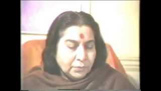 Meditation with Shri Mataji on Prana, Mana & Laya 1981 1029 London