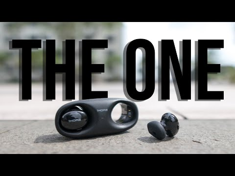 Looking For Half In-Ear TWS? THIS IS IT! - 1more ECS3001B Unboxing and Mini-Review