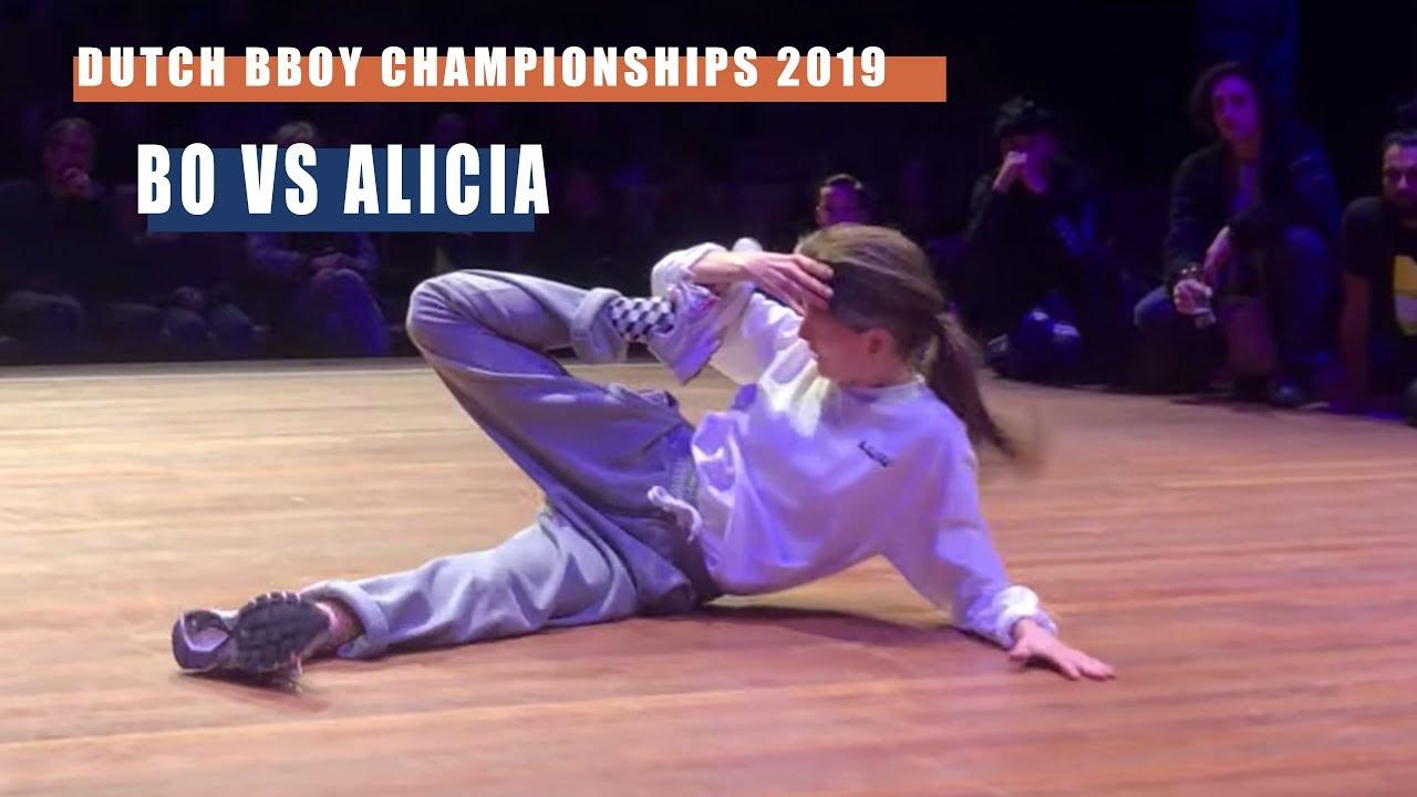 Download Bo vs. Alicia | FINAL | Dutch Bboy Championships 2019