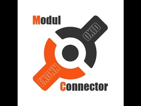Modul-Connector Für OXID EShop